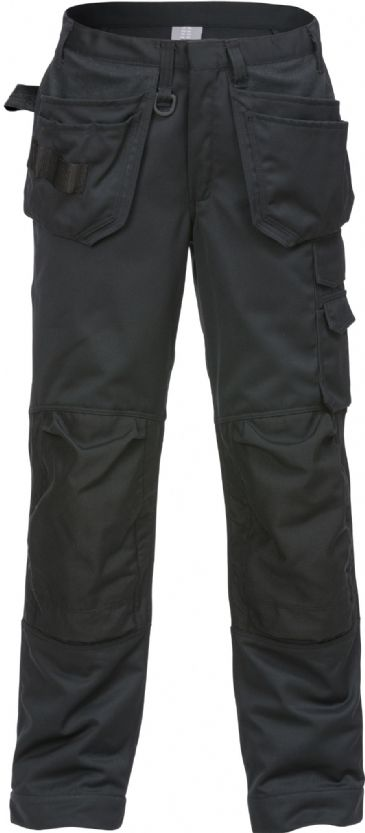 Fristads Icon One Craftsman Trousers 2084 LUXE / 120949 (Black)